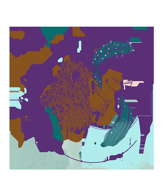Animal-Avatar-Lion