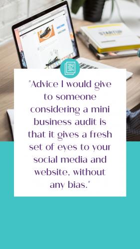 Business Audit Graphics Testimonial Lauren Rachel (2)