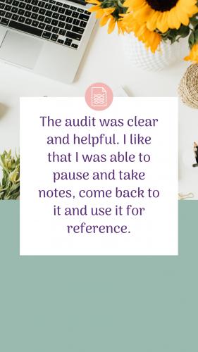 Business Audit client test. susana b (2)